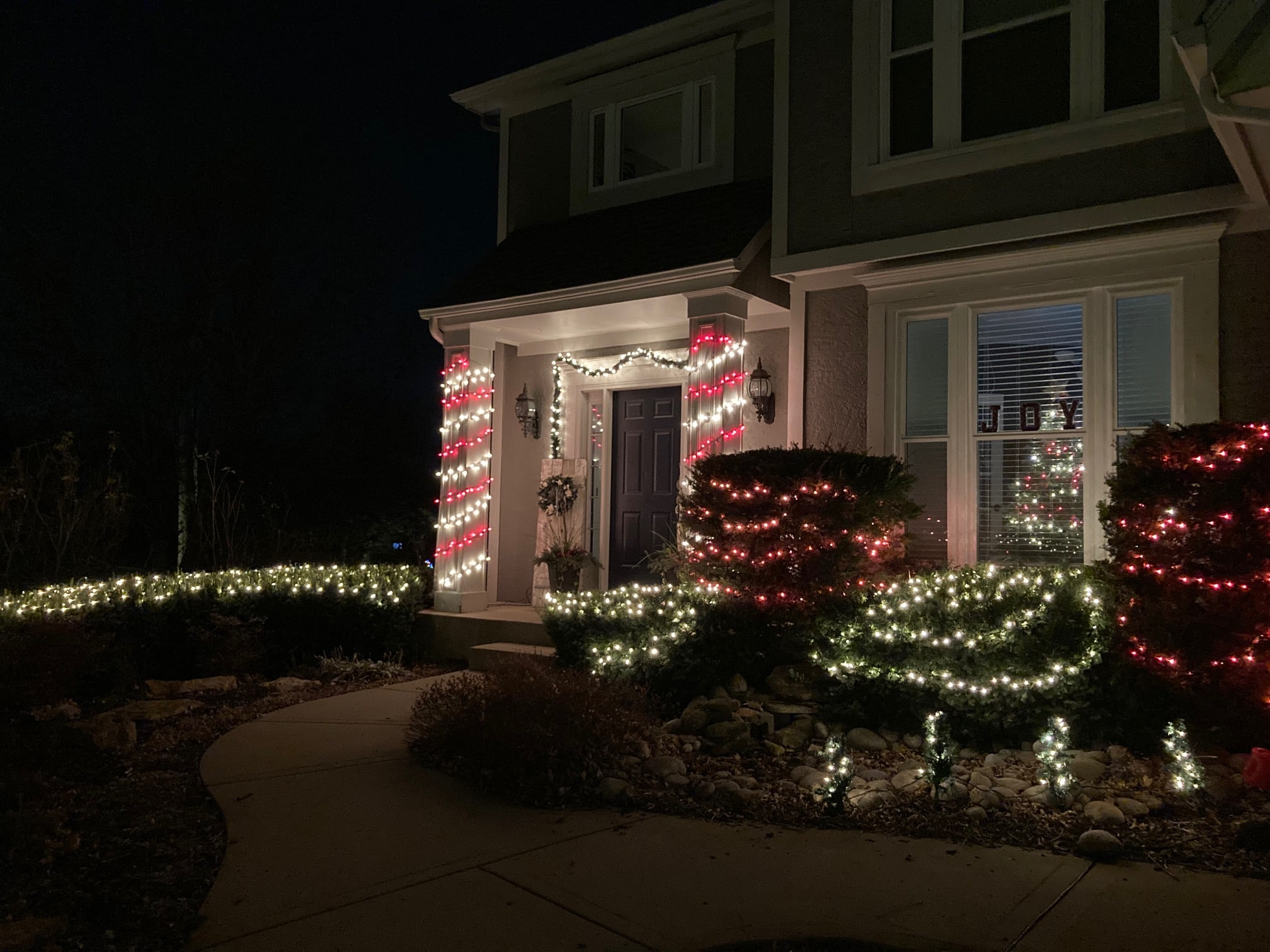 Kansas City Christmas Lights Tour