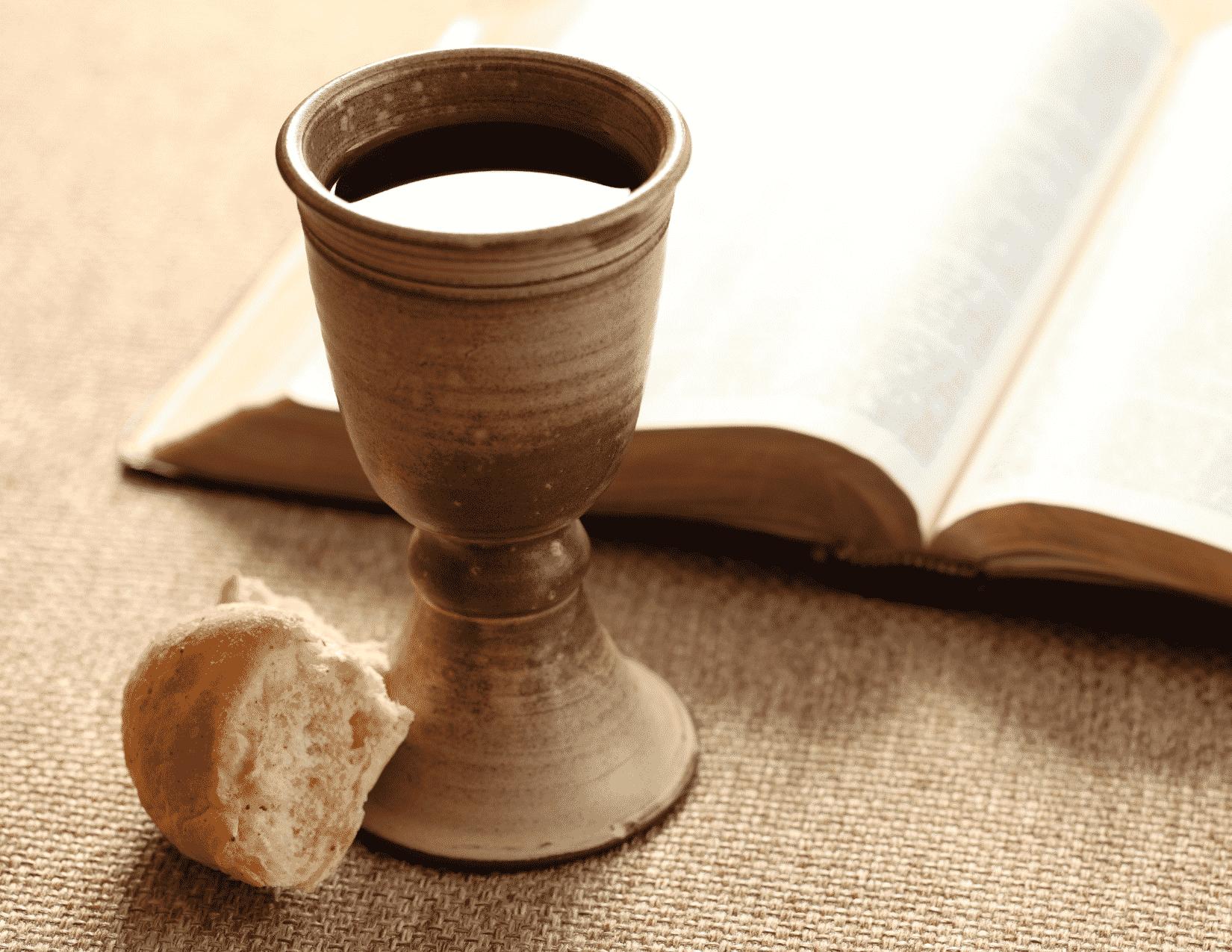 Family Conversation: Communion