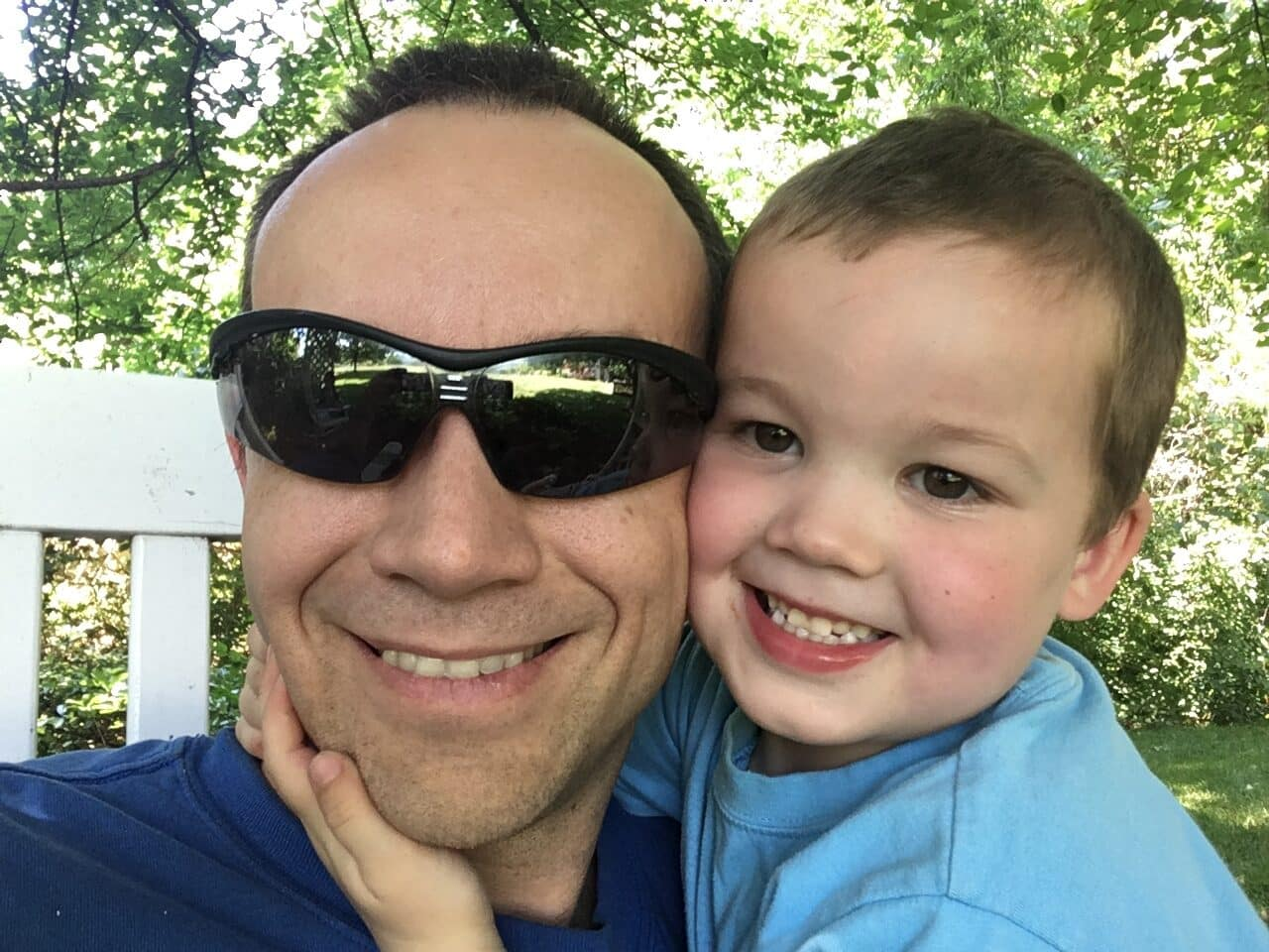 Happy Father's Day – You Matter!
